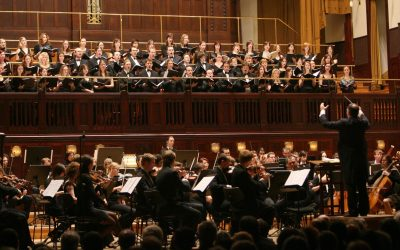 Charles University Chorus and Orchestra are back!